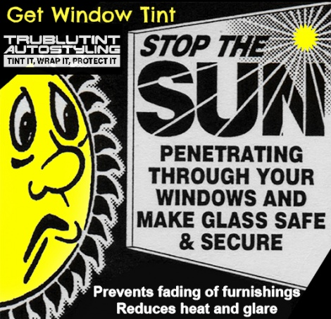 Reduce Glare with Window Tinting