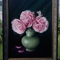Camellias (SOLD)