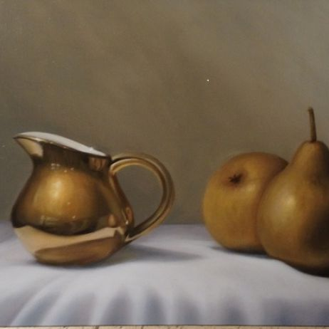 Golden Moments - (SOLD)