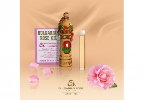 Rose Damascena oil 1 g