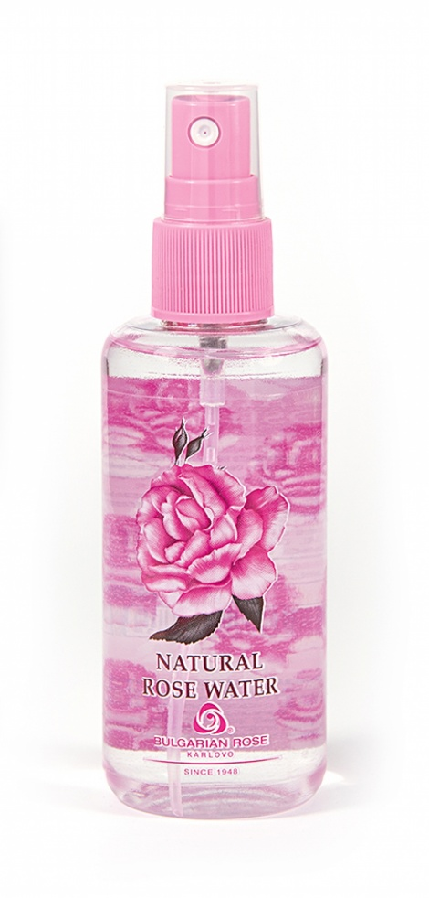 Natural rose water 100 ml spray