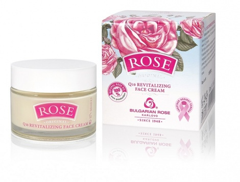 ROSE ORIGINAL Q10 REVITALIZING FACE CREAM 50 ML