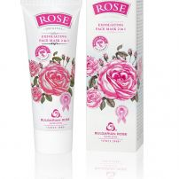 ROSE ORIGINAL EXFOLIATING FACE MASK 2 IN 1 75 ML