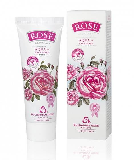 ROSE ORIGINAL AQUA+ FACE MASK 75 ML