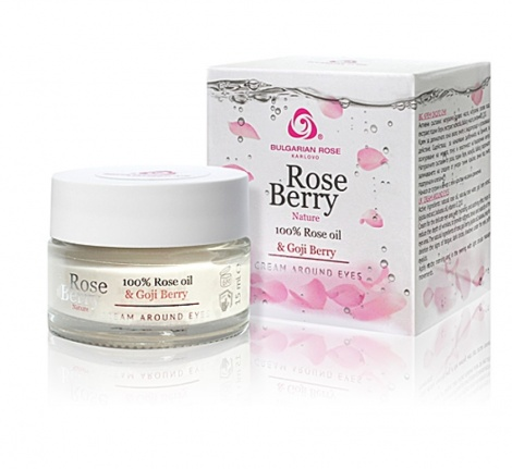 ROSE BERRY NATURE EYE CONTOUR CREAM 15 ML