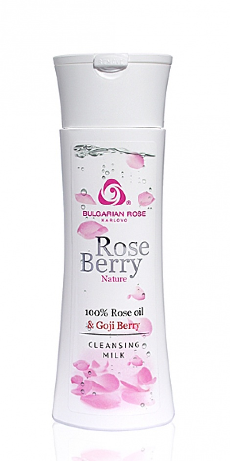 ROSEBERRY NATURE CLEANSING MILK 150 ML