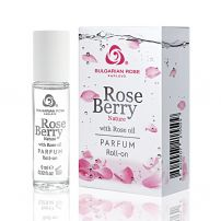 ROSE BERRY NATURE PERFUME ROLL-ON  9 ML
