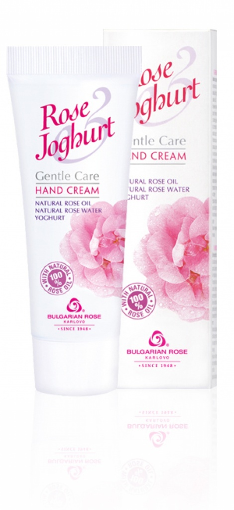 "HAND CREAM ""ROSE JOGHURT"" 75 ML"