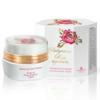WHITENING CREAM - BULGARIAN ROSE SIGNATURE 30 ML