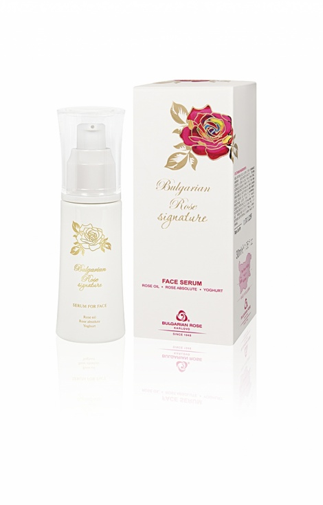 FACE SERUM - BULGARIAN ROSE SIGNATURE 35 ML