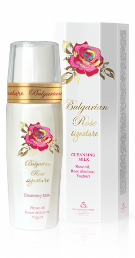 CLEANSING MILK - BULGARIAN ROSE SIGNATURE 90 ML
