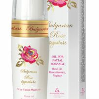 OIL FOR FACIAL MASSAGE - BULGARIAN ROSE SIGNATURE 35 ML