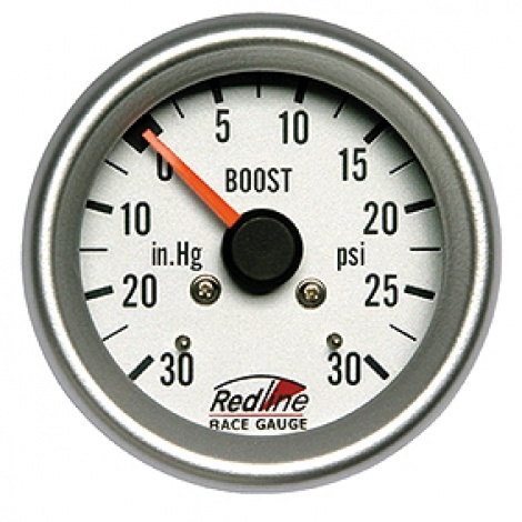 Redline Race gauge