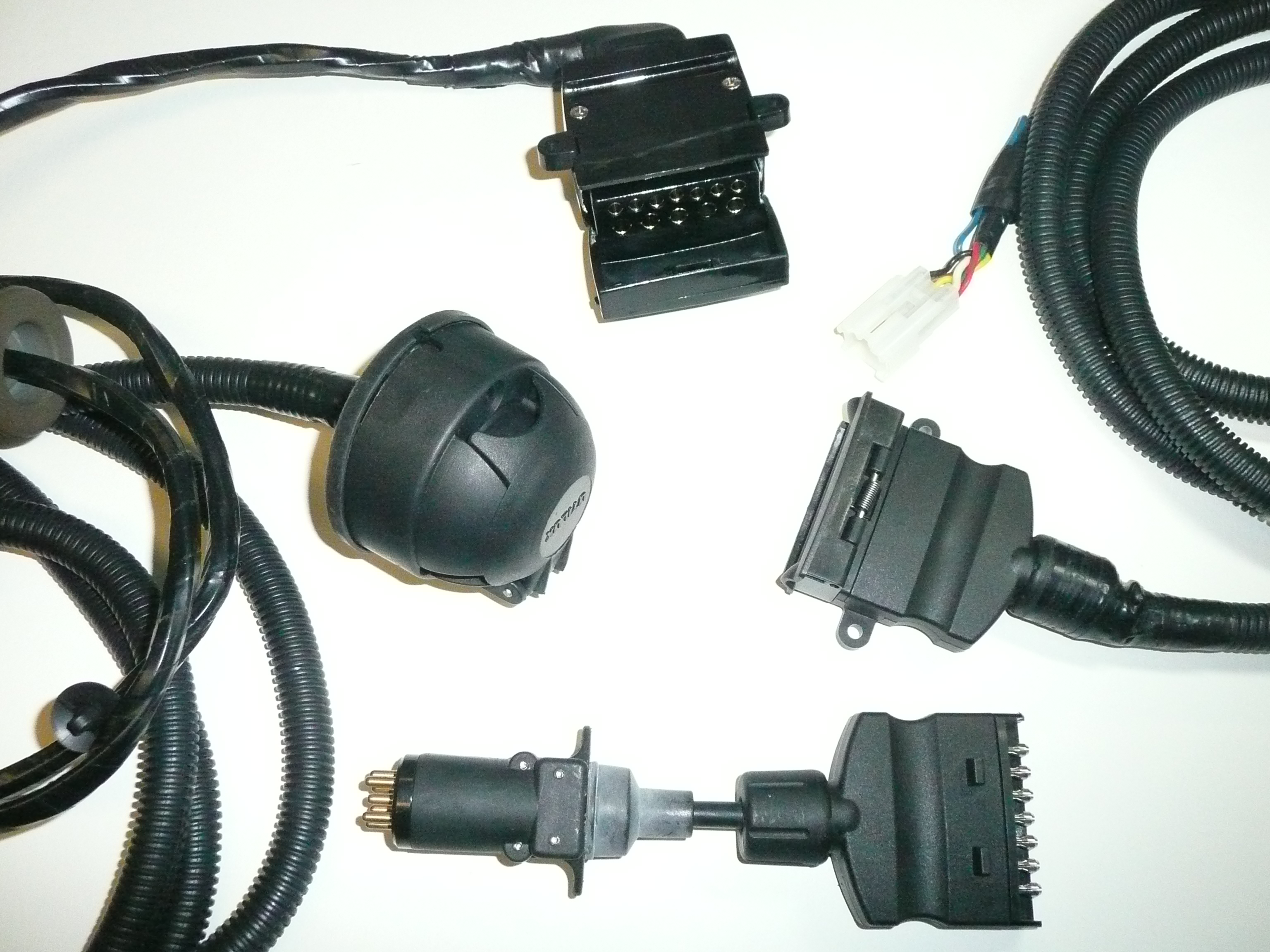 Trailer Wiring Harness Series Australian Interconnection Adapter
