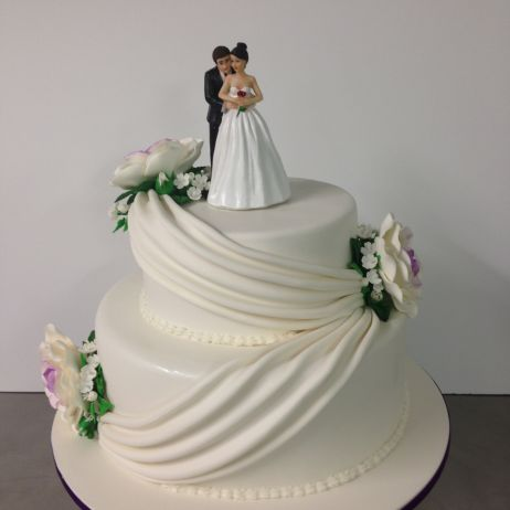 pictures of 2 layer wedding cakes my gallery check out our cakes s heavenly cakes 18375